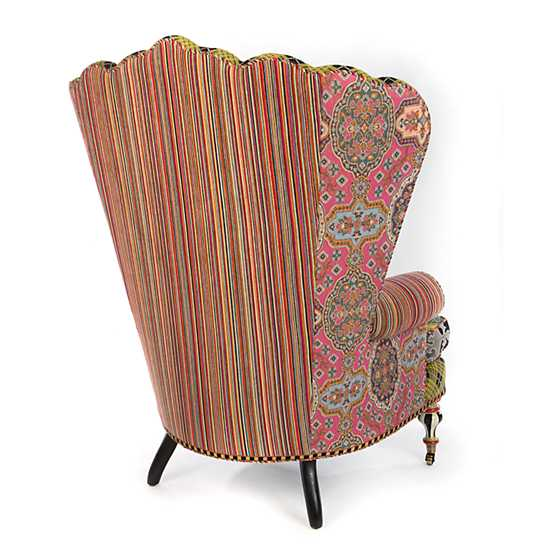 Kensington Wing Chair image four