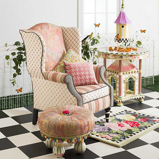 Patisserie Wing Chair