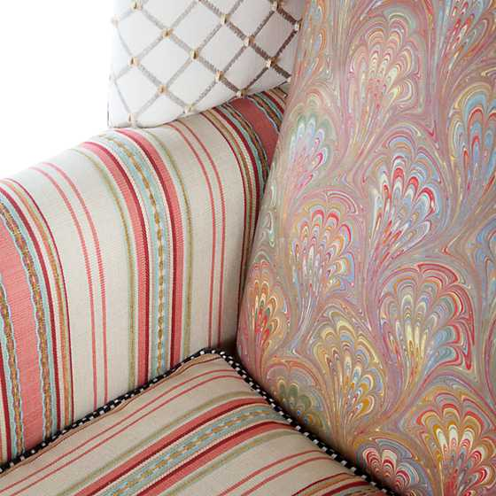 Patisserie Wing Chair image four