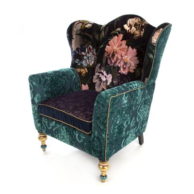 Image for Moonlight Garden Off the Record Wing Chair