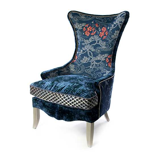 Bluetopia Wing Chair