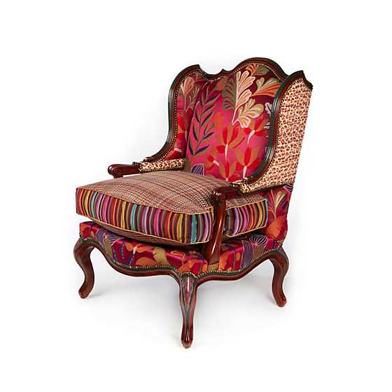 Paradise Wing Chair