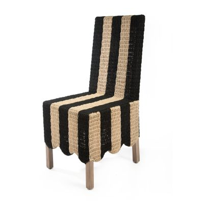 Grange Side Chair - Stripe