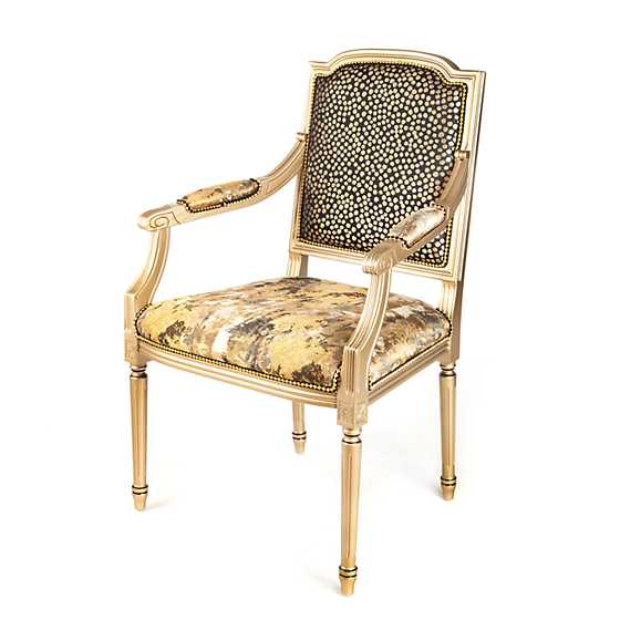 Golden Hour Armchair