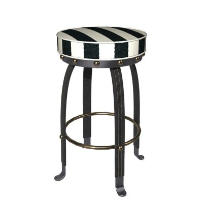Image for Flatiron Bar Stool - Black
