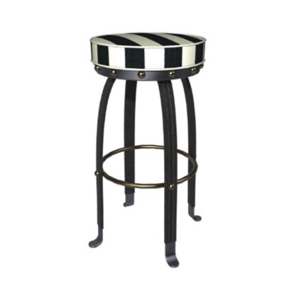 Flatiron Counter Stool - Black