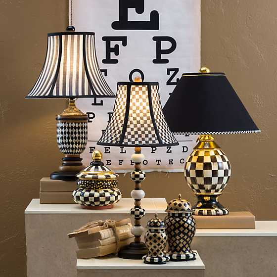 Harlequin Table Lamp image two