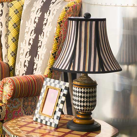 Harlequin Table Lamp image six