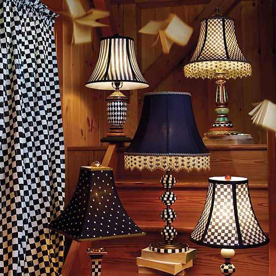 Harlequin Table Lamp image ten