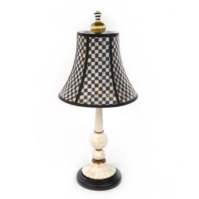Scrimshaw Table Lamp