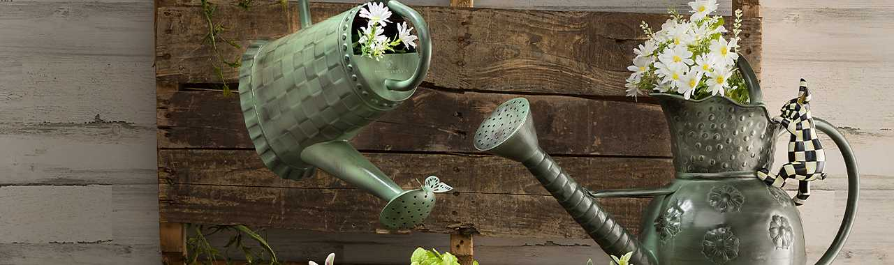 Azalea Watering Can - Large Banner Image