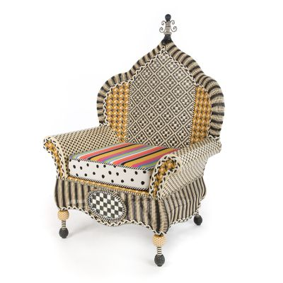 Courtyard Outdoor Wing Chair - Bathing Hut
