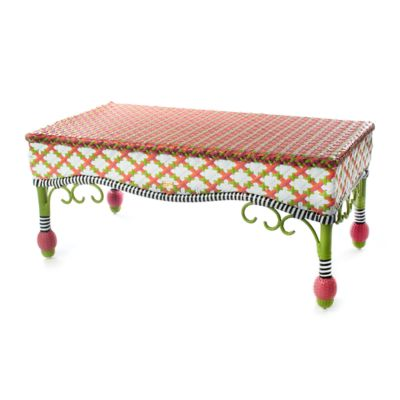 Breezy Poppy Outdoor Coffee Table