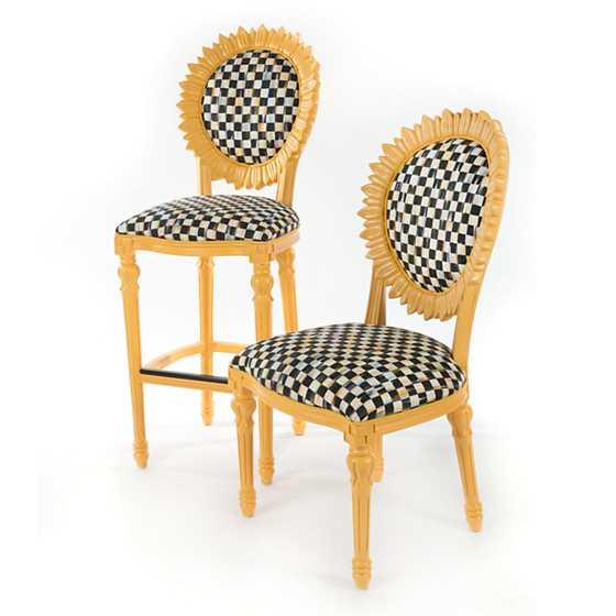 ... Sunflower Outdoor Chair - Yellow