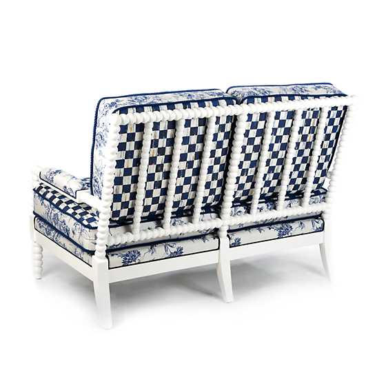 Indigo Villa Outdoor Loveseat image three