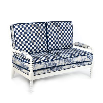 Indigo Villa Outdoor Loveseat