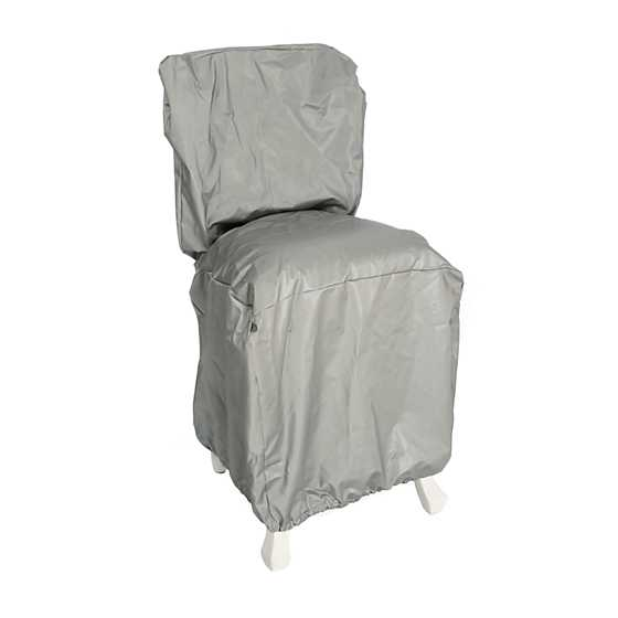 Outdoor Fish Bar Stool - Courtly Check image five