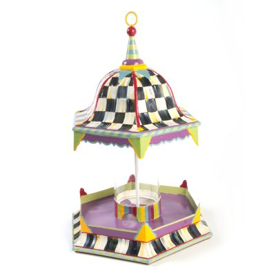 Courtly Check Bird Feeder