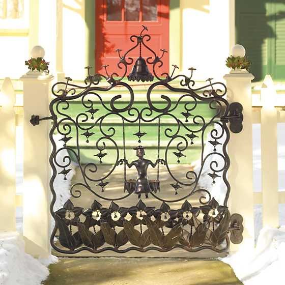 Mrs. Powers Garden Gate image four