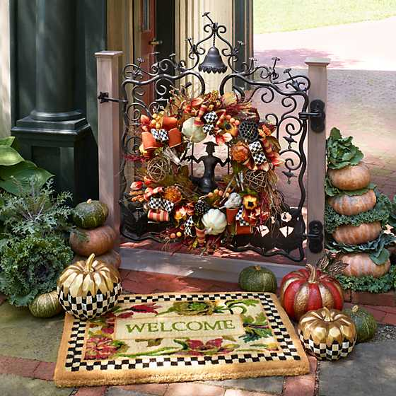 Mrs. Powers Garden Gate image five