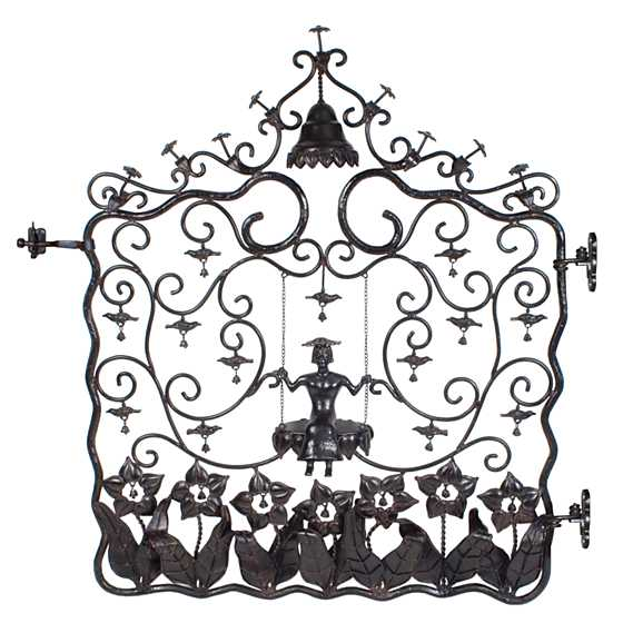 Mrs. Powers Garden Gate image one