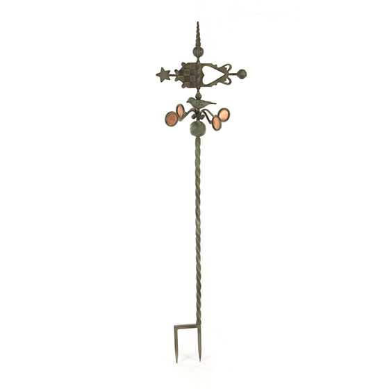 Wind Spinner Garden Stake image one