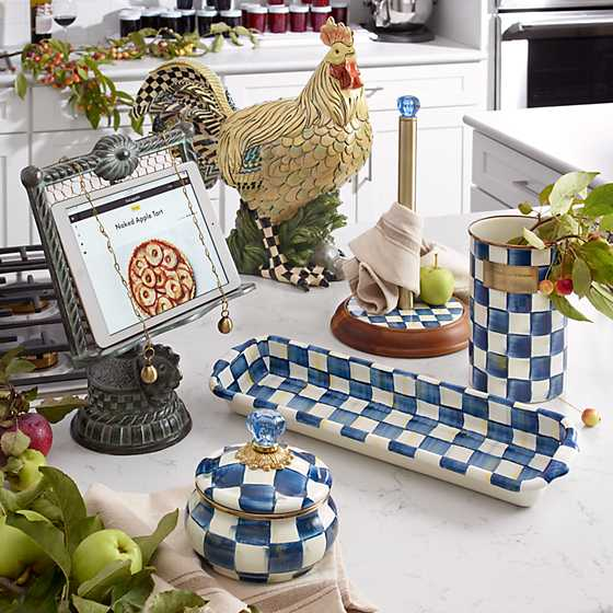 Nesting Chicken Cookbook Stand image two