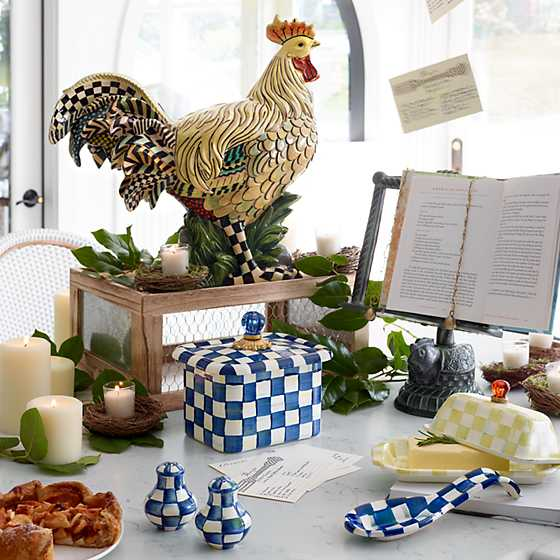 Nesting Chicken Cookbook Stand image twelve