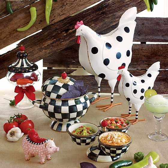 Dot Chicken - Small image five
