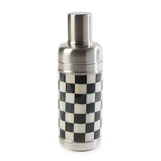 3260 Cocktail Shaker - Courtly Check