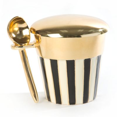 Ingenue Ice Cream Canister