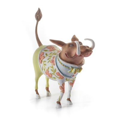Patience Brewster Jambo Walter Warthog Ornament