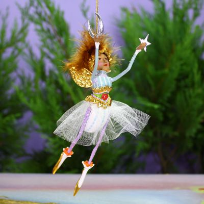 Patience Brewster World Moon & Stars Fairy Ornament