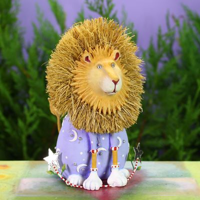 Patience Brewster Richard Lion Heart Ornament