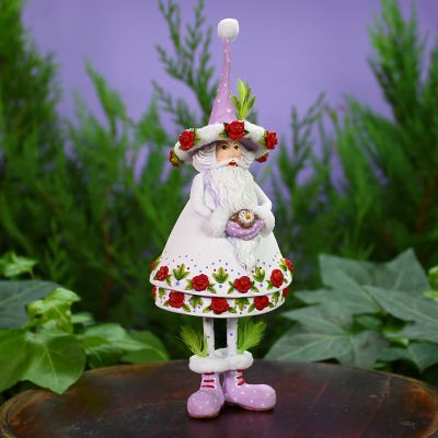 Patience Brewster Woodland Santa Ornament