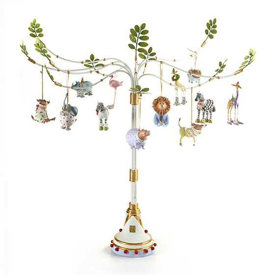 Patience Brewster Jambo Mini Ornament Tree image three