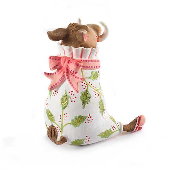 Patience Brewster Jambo Winifred Warthog Mini Ornament image three