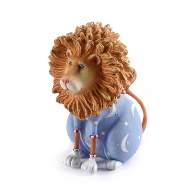 Patience Brewster Jambo Richard Lion Heart Mini Ornament