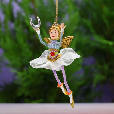 Patience Brewster Moon & Stars Fairy Mini Ornament