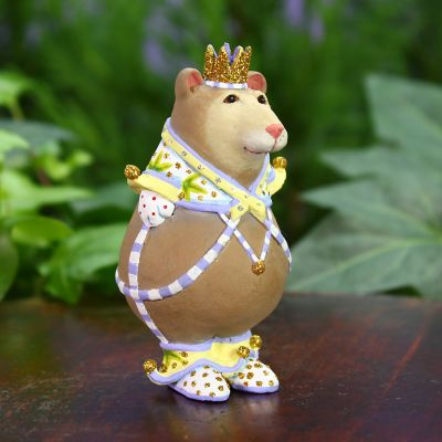Patience Brewster Albert Bear Mini Ornament