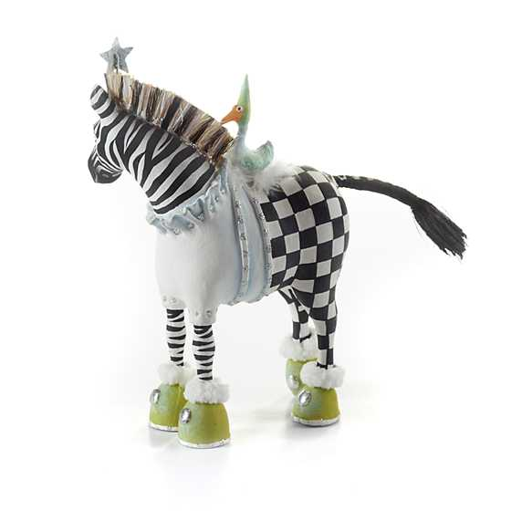 Patience Brewster Jambo Zelda Zebra Ornament image three
