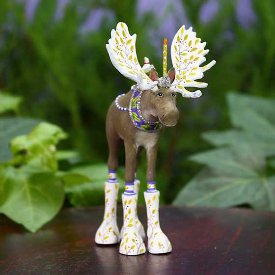 Patience Brewster Milton Moose Ornament