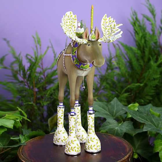 Patience Brewster Milton Moose Figure