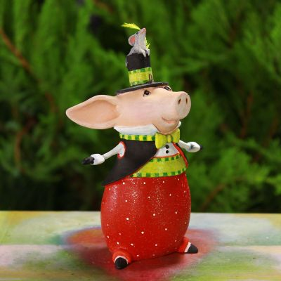 Image for Patience Brewster Pierre Pig Ornament