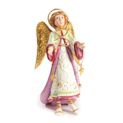 Patience Brewster Nativity Rejoicing Angel Figure