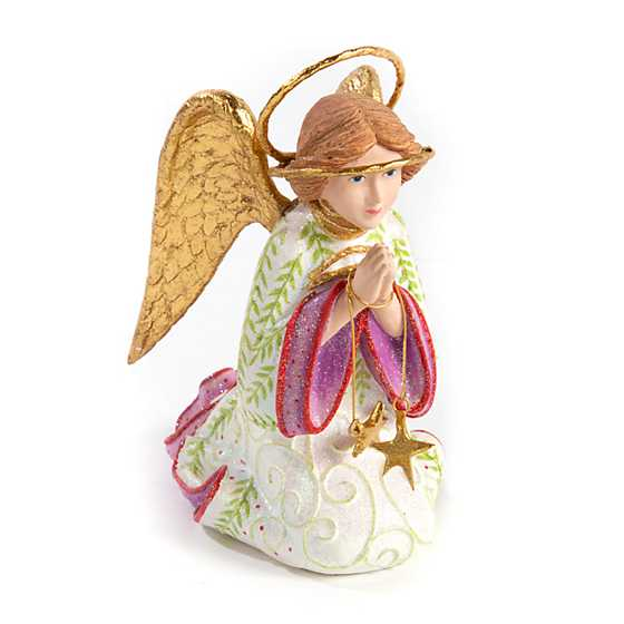 Patience Brewster Nativity Praying Angel Figure image two