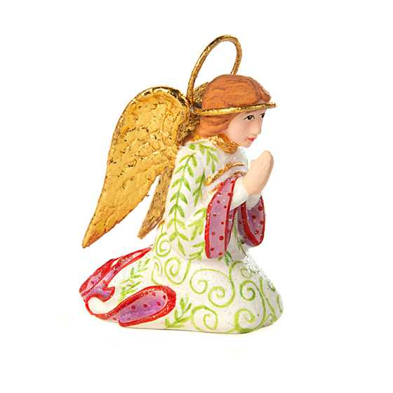 Patience Brewster Nativity Praying Angel Figure image five