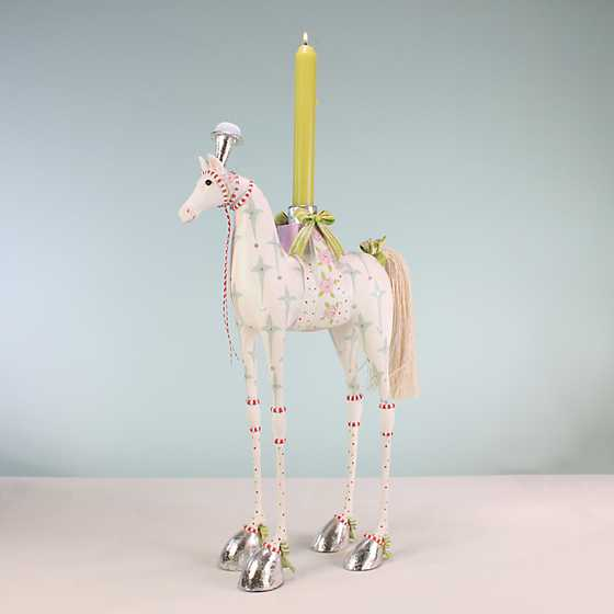 Patience Brewster Annabelle Horse Candle Holder image two