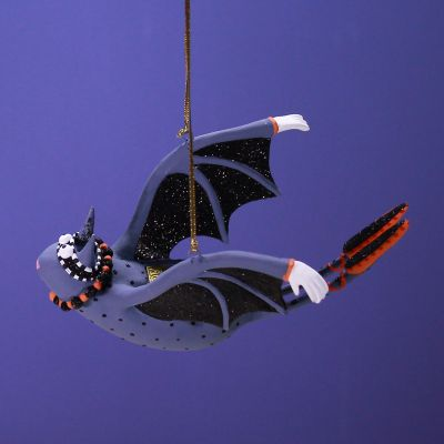 Patience Brewster I Am Bat Woman Ornament