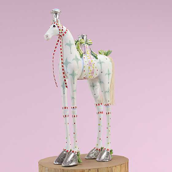 Patience Brewster Annabelle Horse Ornament